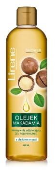 Lirene OLEJEK MAKADAMIA intensywnie odżywiający żel pod prysznic z olejkiem monoi, 400 ml 13E08134-01-01