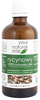 Your Natural Side 100% naturalny olej rycynowy - Your Natural Side Oil