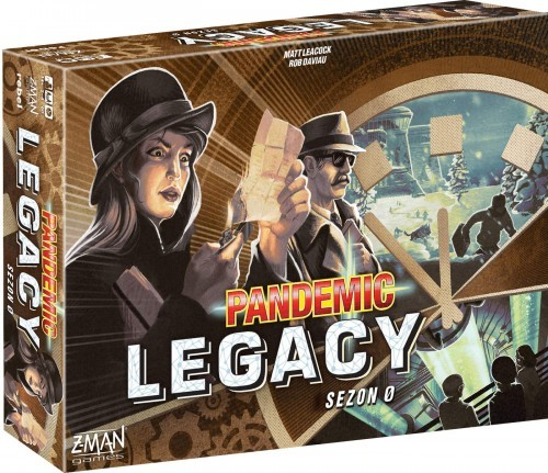 Rebel Pandemic Legacy: Sezon 0