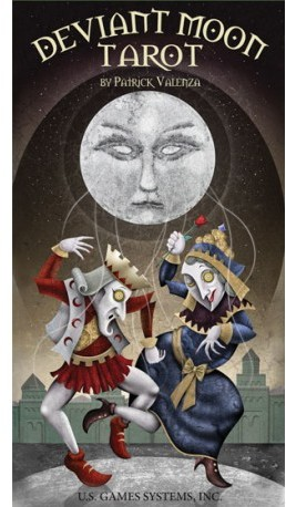 Tarot US GAMES SYSTEMS Deviant Moon