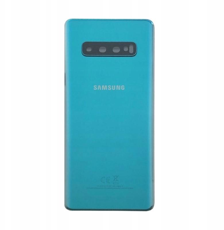 Samsung Org klapka S10+ SM-G975F - zielona/ceramic