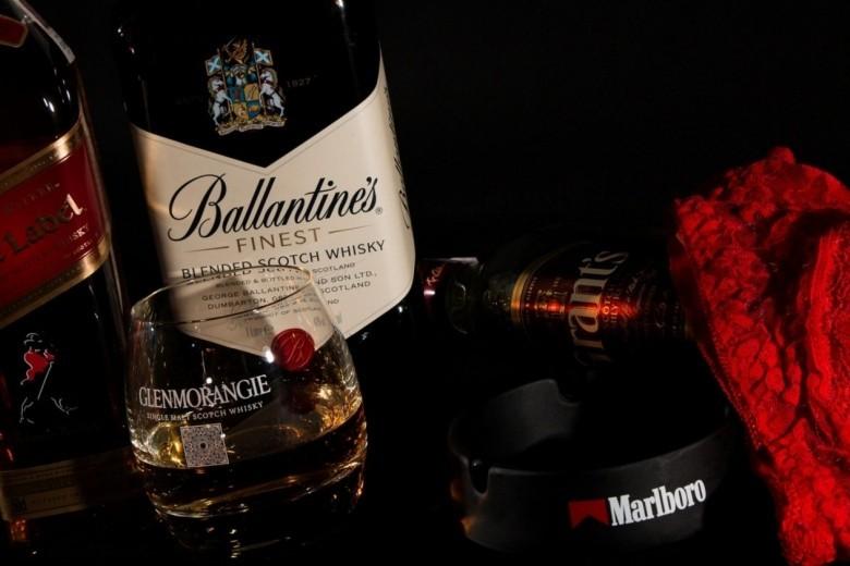 Degustacja whisky dla dwojga  Łódź P0003808