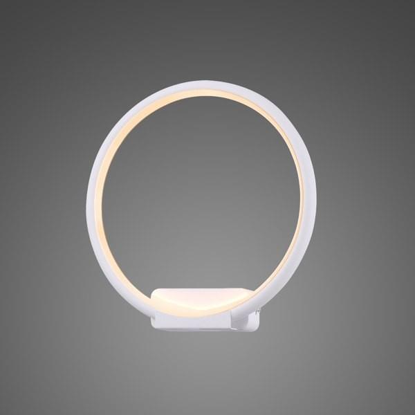 Altavola Design Kinkiet Ledowe Okręgi no 1 in 3k biały