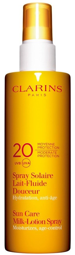 Clarins Mleczko do opalania 150 ml