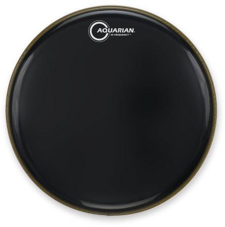 Aquarian aquarian High Frequency 46cm (18cale) drum Head/perkusja futrem czarna AHF18BK