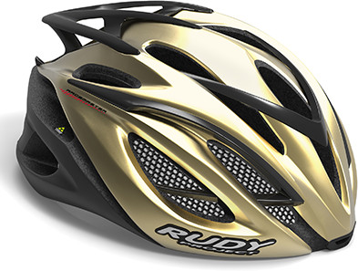 RUDY Project Kask rowerowy Project Boost 01 złoty S/M S/M 54-58 cm)