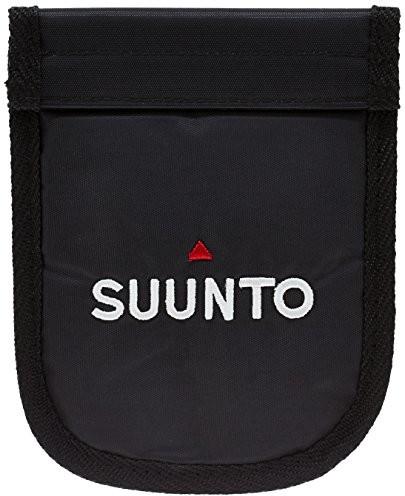 Suunto akcesoria Tandem Nylon Pouch, czarna, One Size, ss018267000 SS018267000