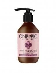 OnlyBio OnlyBio żel do mycia twarzy hipoalergiczny 250ml