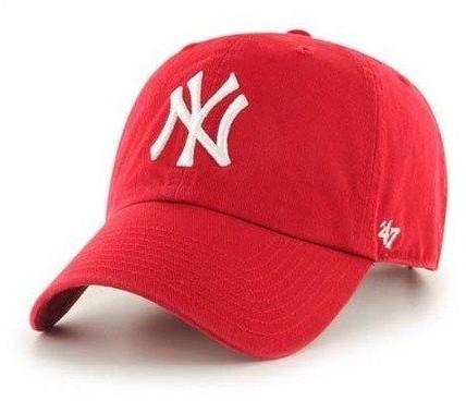 3397af0c9 47brand Czapka z daszkiem 47 MLB New York Yankees Clean Up B-RGW17GWSNL-RDA