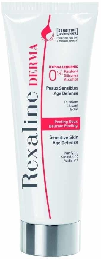 Rexaline Rexaline Delicate Peeling Peeling do twarzy 30ml