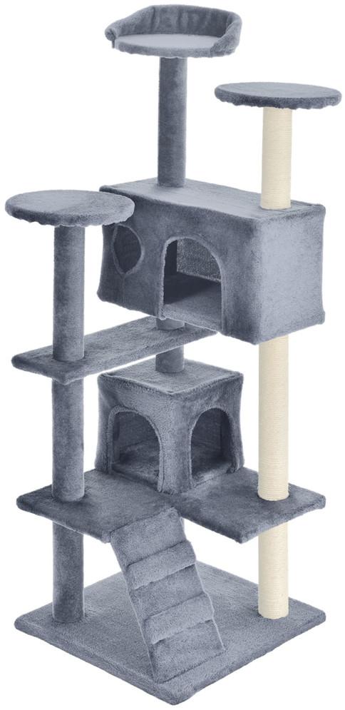 ZARIA Drapak dla kota 5 poziomów 1609 Drapak 5 poziomów