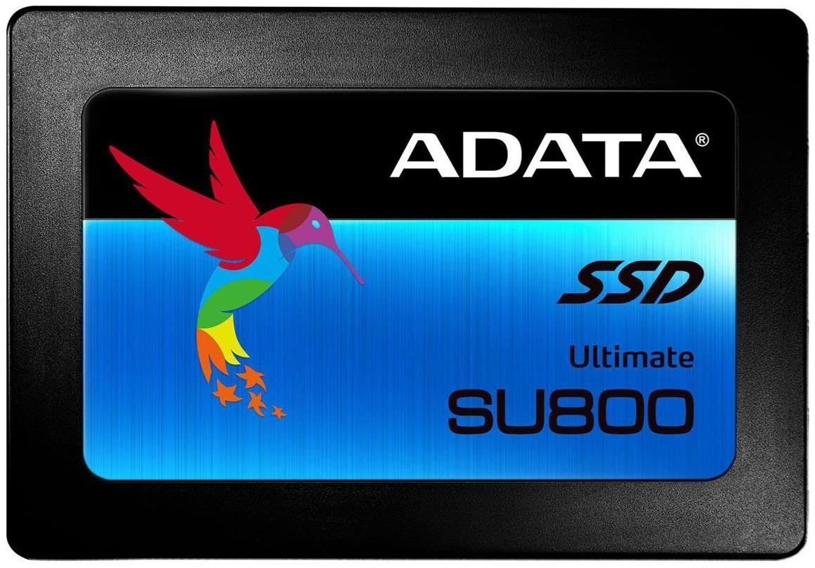 Adata ADATA Dysk SSD SSD SU800 3D NAND 2.5'' 512GB SATA 6GBs ASU800SS-512GT-C