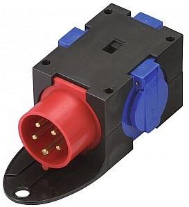 PSSO CEE Kompaktowy dystrybutor zasilania CEE 3SK 30249100