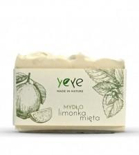 Yeye Yeye mydło naturalne ręcznie robione Limonka i Mięta YEYE MYD-02