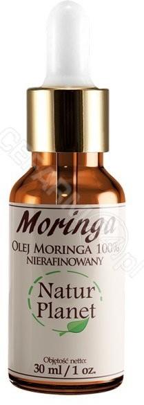 Natur Planet olej moringa nierafinowany, 30 ml