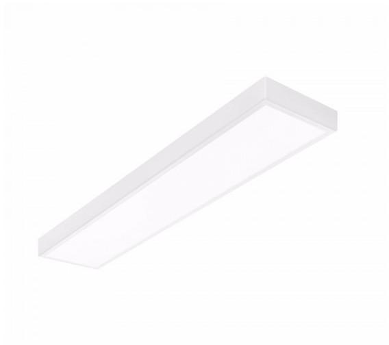 Lena Lighting Panel LED natynkowy 25x120cm 25W barwa neutralna biała 905599