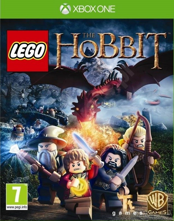 Lego The Hobbit (GRA XBOX ONE)