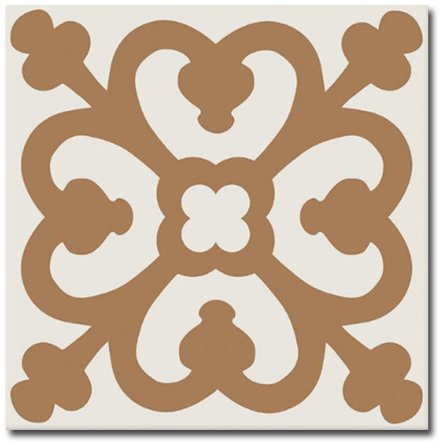 CERAMICA RIBESALBES Ceramika Ribesalbes Antigua Dec. Beige 20x20