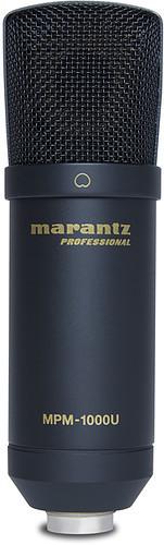 marantz Mikrofon pojemnościowy MARANTZ USB MPM1000U