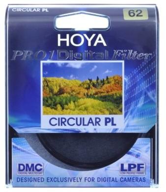 Hoya CIR-PL Pro1 Digital 62 mm (PLCPD62P)