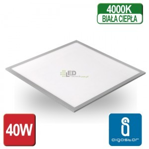 Aigostar PANEL LED 40W 4000K 600x600mm 175604