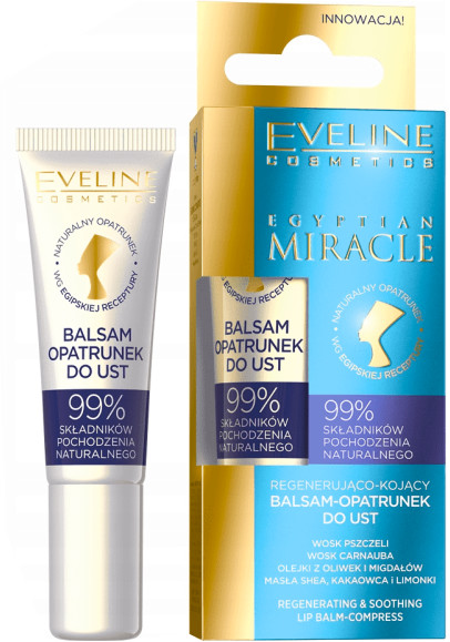 Eveline EGYPTIAN MIRACLE BALSAM OPATRUNEK DO UST