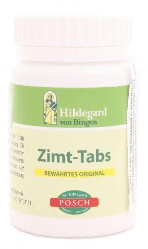 Hildegard von Bingen Zimt-tabs tabletki cynamonowe - Hildegard - 70g 03927