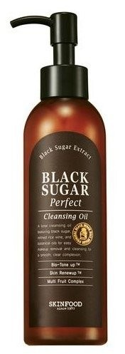 SKINFOOD SKINFOOD Black Sugar perfect cleansing oil Olejek do demakijażu 200ml