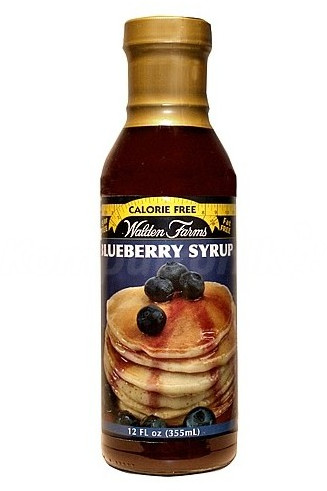 WALDEN FARMS Syrup 355Ml Blueberry