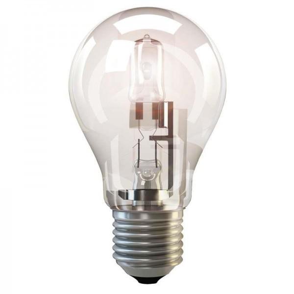 Emos Żarówka halogenowa Eco A55 28W E27 ciepła biel ZE0702 ZE0702