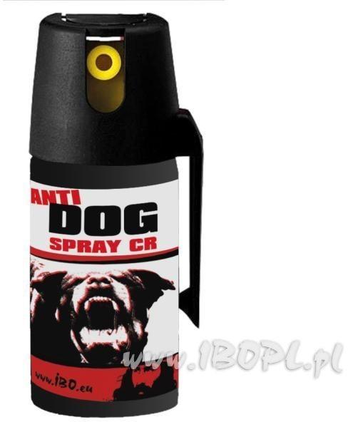 IBO Sprej obronny - kaser Anti Dog spray CR 50ml AL05