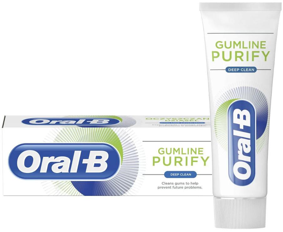 Oral-B PURIFY Deep Clean 75ml - pasta do zębów głęboko oczyszczająca