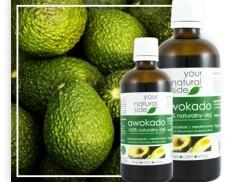 Your Natural Side 100% naturalny olej z awokado - Your Natural Side Olej 100% naturalny olej z awokado - Your Natural Side Olej