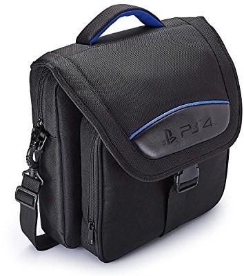 Big Ben licencjonowana torba transportowa do Playstation 4/Slim/Pro czarna, czarny, l PS4OFBAGV2