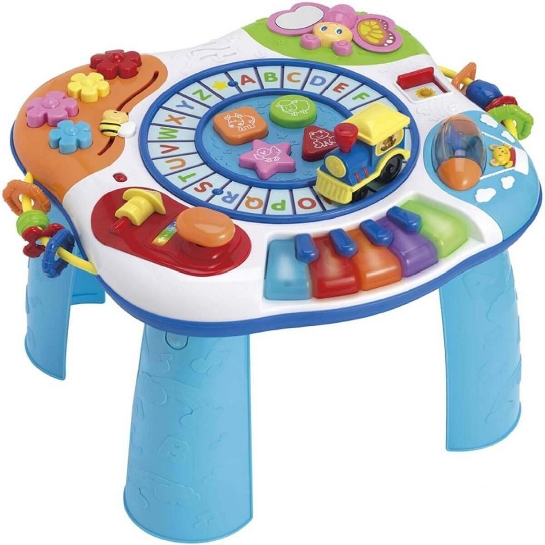 Smily play EDUKACYJNY STOLICZEK PLAY 1/3 000801 AN01