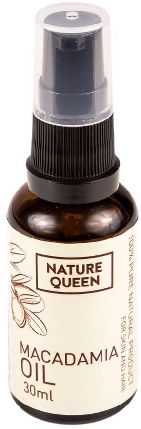 Nature Queen Nature Queen, olej makadamia, 30 ml
