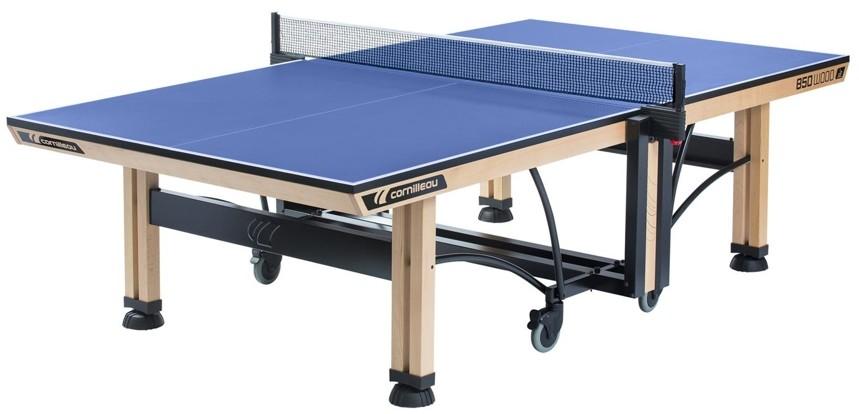 Cornilleau Stół do tenisa stołowego Competition 850 wood ITTF 307113.uniw/0
