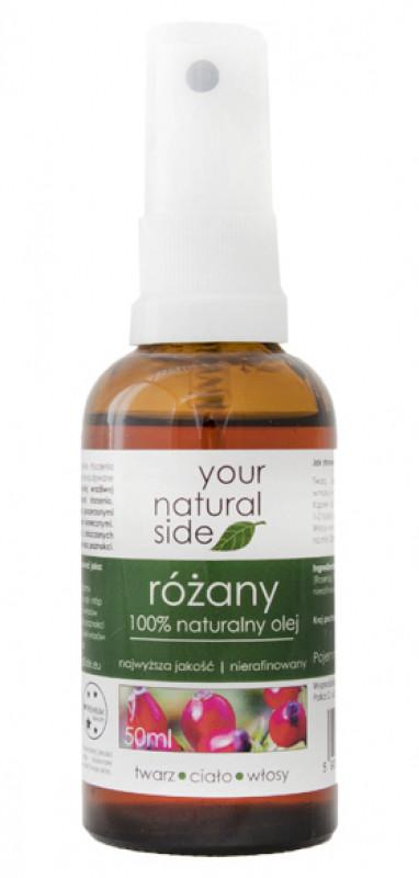 Your Natural Side 100% naturalny olej różany - 50 ml YOUNRML-01-01-01-01-01
