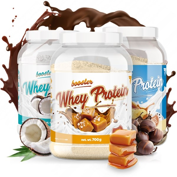 Trec Booster Whey Protein, 700 g