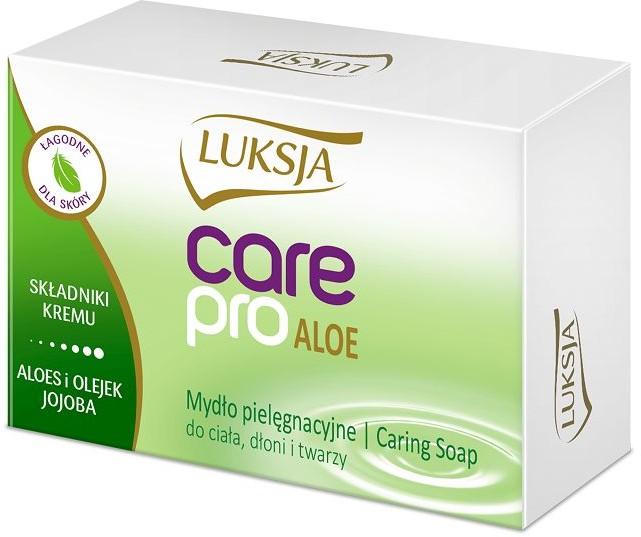 Luksja Mydło w kostce Care Pro Aloe 100g