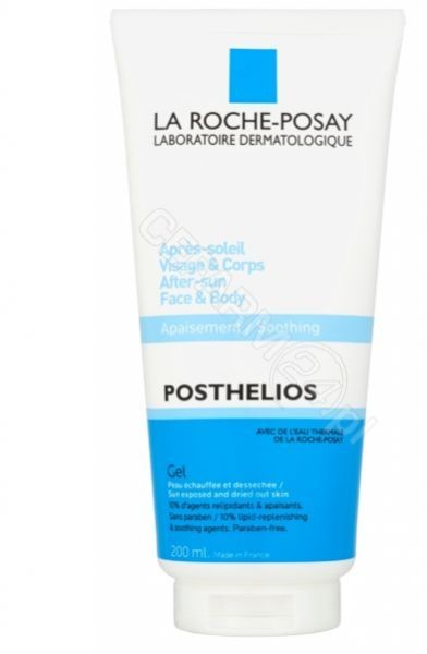 La Roche-Posay Posthelios Sun Exposed And Dried Out Skin krem do ciała 200ml