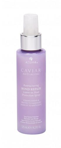 Alterna Caviar Anti-Aging Restructuring Bond Repair stylizacja włosów na gorąco 125ml