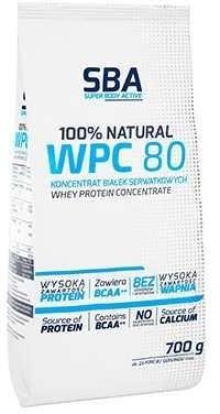 Mlekovita Wpc 80 Natural 700 g Najlepszy Koncentrat Białka Serwatki Bez Dodatków
