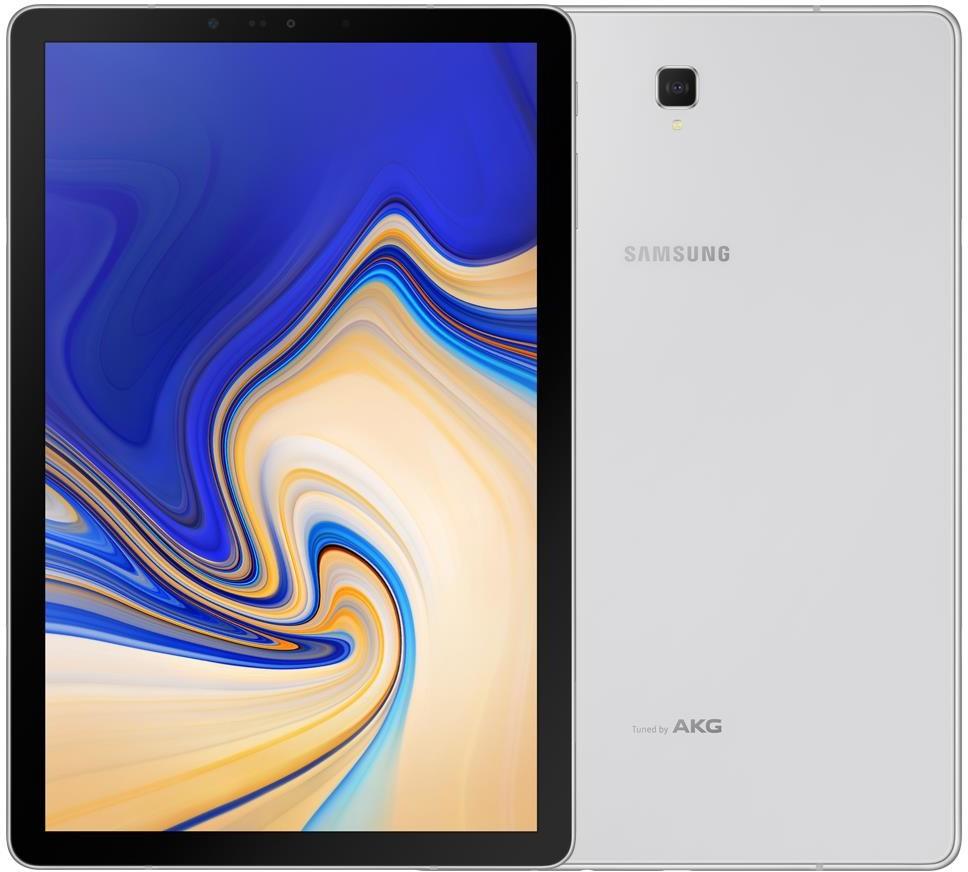 Samsung Galaxy Tab S4 10.5 T835 64GB Srebrny (SM-T835NZAAXEO)