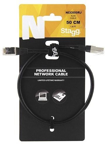 Stagg ncc050rj RJ45Cat6SFTP przewód (50cm) 21530