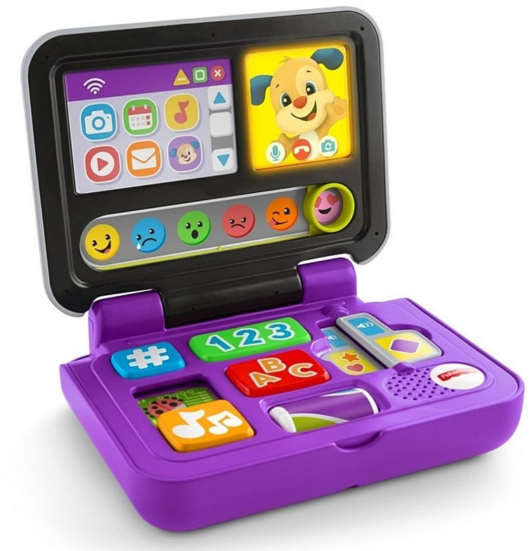 Fisher Price Laptop Klikaj i Ucz Się FXK36