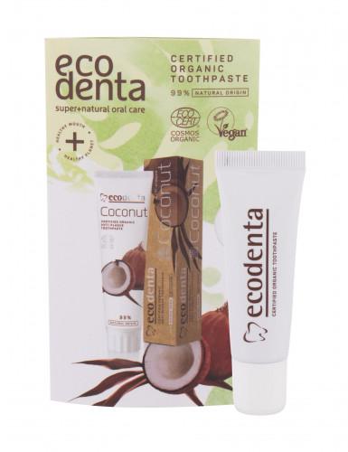 Ecodenta Organic Anti-Plaque pasta do zębów 10 ml unisex