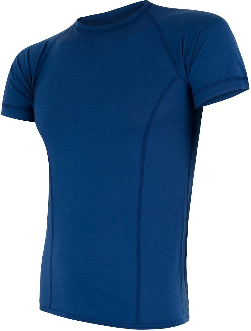 Sensor koszulka termoaktywna Merino Air M blue XL