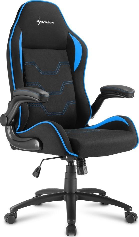 Sharkoon Sharkoon Elbrus 1 Gaming Seat black/blue