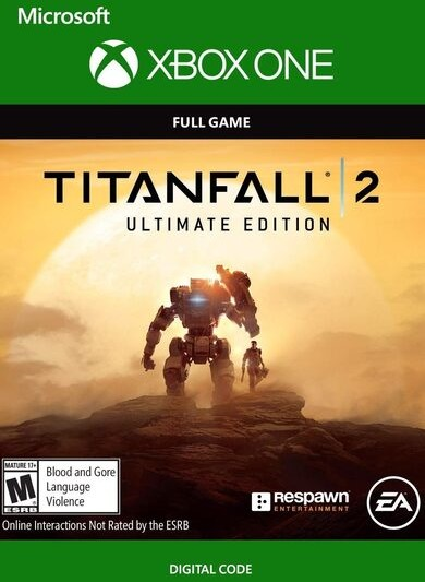 Titanfall 2 Ultimate Edition (GRA XBOX ONE) wersja cyfrowa